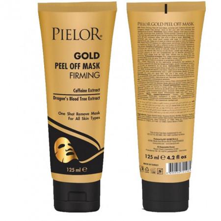 masca peel off gold