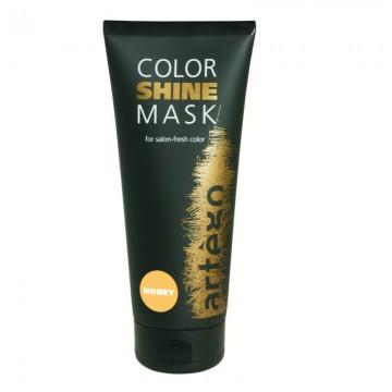 Masca profesionala pentru par vopsit Artego Color Shine Honey