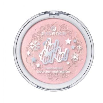 Pudra iluminatoare Essence ho!ho!ho! iridescent powder highlighter 01 - Limited Edition