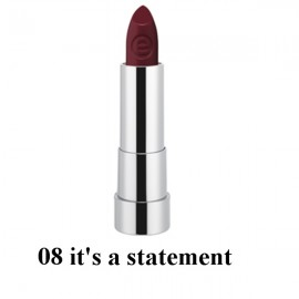 Poze Ruj Essence Matt matt matt lipstick 08 it's a statement