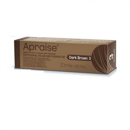 Vopsea sprancene gene profesionala Apraise dark brown