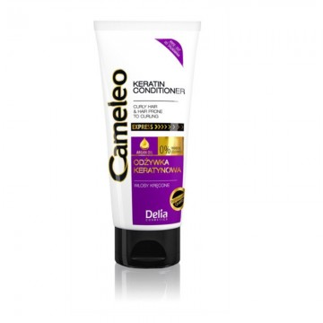 Balsam Delia Cosmetics cu keratina Cameleo BB Curly Hair pentru par cret