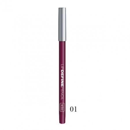 creion de buze