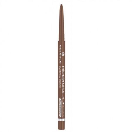 Creion de sprancene Essence micro precise eyebrow pencil 02