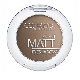 Poze Fard de pleoape Catrice Velvet Matt Eyeshadow 30 Jump Up And Brown