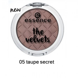 Poze Fard de pleoape Essence Velvets Eyeshadow 05 taupe secret