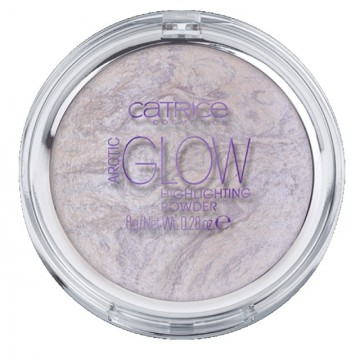 Poze Iluminator compact Catrice Arctic Glow Highlighting Powder 010