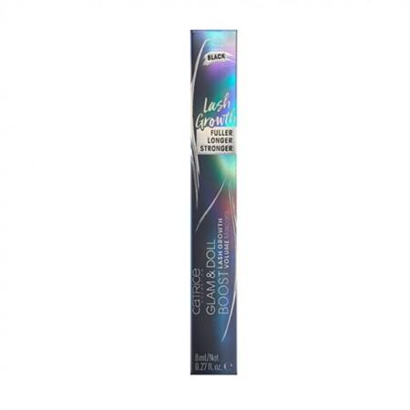 Mascara Catrice Glam & Doll Boost Lash Growth Volume Mascara 010 Ultra Black