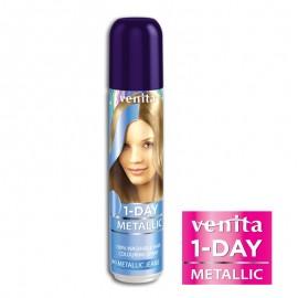 Spray colorant de par One Day Metallic Venita Jeans