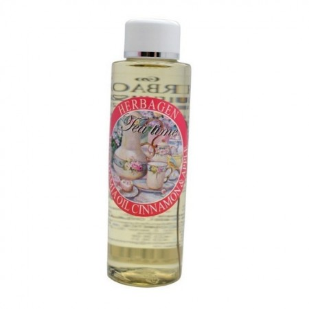 Ulei de masaj Herbagen macadamia, mar si scortisoara 100 ml