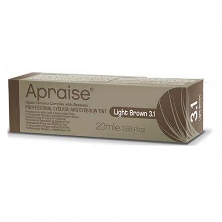Vopsea sprancene gene profesionala Apraise light brown