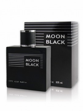 Poze Apa de toaleta Cote d'Azur Moon Black Men - 100ml