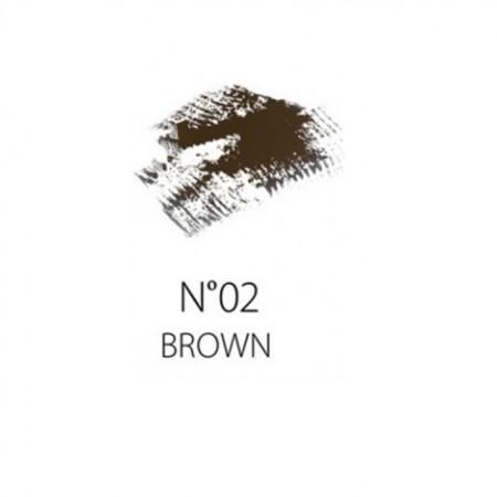 Corector sprancene Revers 8 in 1 Brown Artist, nr 02 brown