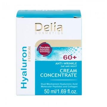 Crema antirid Delia Cosmetics Hyaluron Fusion 60