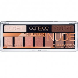 Fard de pleoape Catrice The Fresh Nude Collection Eyeshadow Palette 010