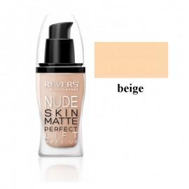Fond de ten Revers Cosmetics Nude Matte Perfect beige