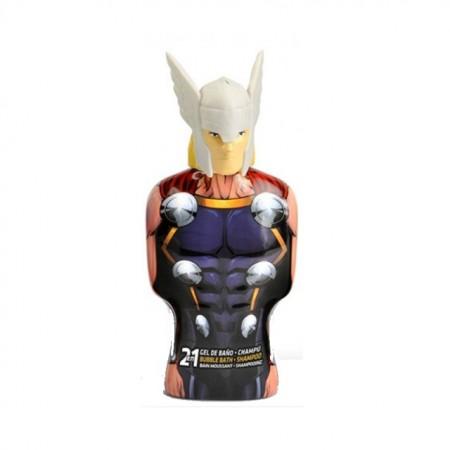 Gel de dus si spumant de baie Thor 3D 350 ml