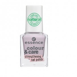 Poze Lac de unghii natural Essence colour & care strengthening nail polish 03 happy nails
