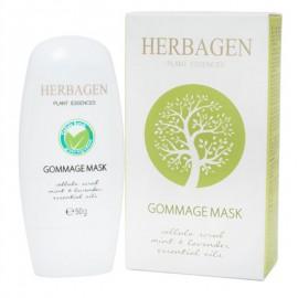 Masca de fata Herbagen gomaj scrub