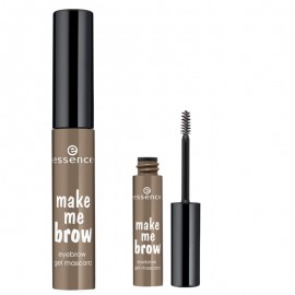 Poze Mascara gel Essence pentru sprancene Make me brow eyebrow  03 soft browny brows