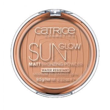 Pudra bronzanta mata Catrice Sun Glow Matt Bronzing Powder 035