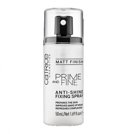 Spray Catrice machiaj Prime And Fine Anti-Shine Fixing
