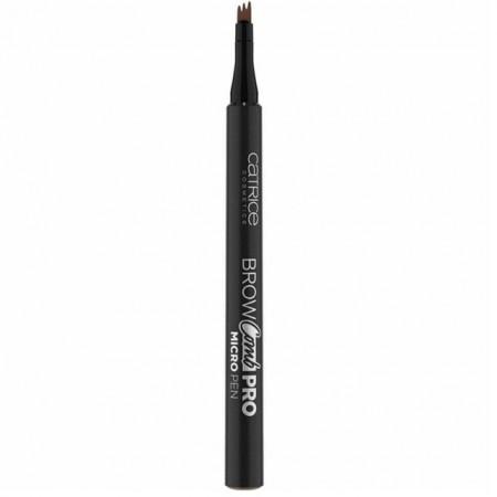 Tus de sprancene Catrice Brow Comb pro micro pen 020 Soft Brown