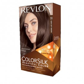 Vopsea de par Revlon Colorsilk 33 dark soft brown