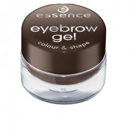 Gel pentru sprancene Essence eyebrow gel colour & shape 01 brown