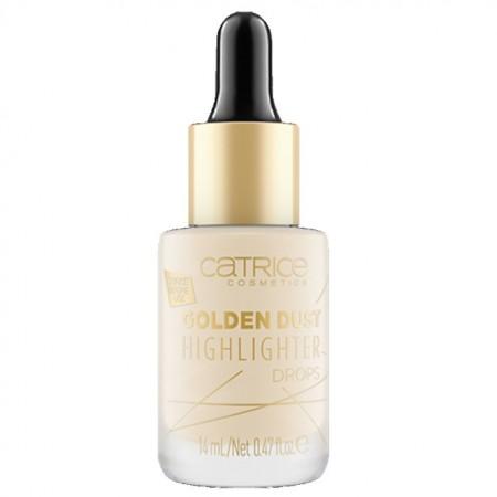 Iluminator lichid Catrice Golden Dust Highlighter Drops 010