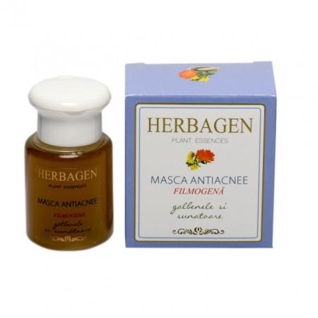 masca de fata herbagen antiacnee