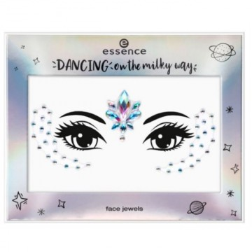 Poze Ornamente autoadezive pentru fata Essence Dancing on the milky way face jewels 02 - Limited Edition