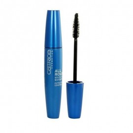 Rimel Catrice Cosmetics Allround Mascara Waterproof 010 negru