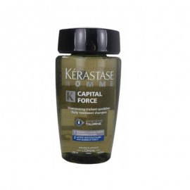 Poze Sampon Kerastase Homme Capital Force 2 Anti-Dandruff