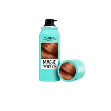 Spray instant pentru camuflarea radacinilor L'Oreal Paris Magic Retouch Dark Roots