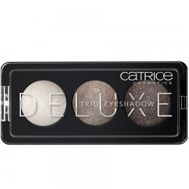 Poze Fard de pleoape Catrice Deluxe Trio Eyeshadow 020 Meet The Gemstones