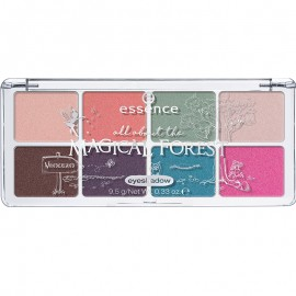 Poze Fard de pleope Essence All About the magical forest eyeshadow 07