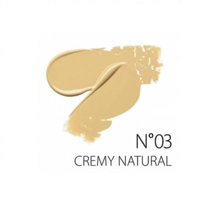 Fond de ten lichid Revers Naked Skin Match nr 03 cremy natural