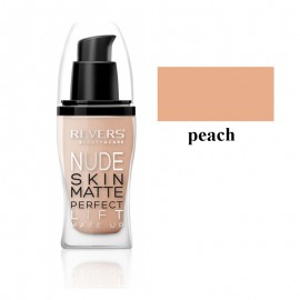 Poze Fond de ten Revers Cosmetics Nude Matte Perfect peach