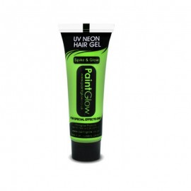 Gel de par Neon UV PaintGlow Green