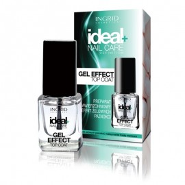 Poze Lac de unghii Ingrid Cosmetics Ideal Nail Care TOP COAT Gel