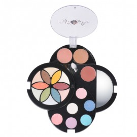 Poze Makeup set cosmetice Briconti Flower Compact