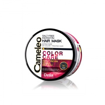 Masca de par cu keratina Delia Cameleo Color Care
