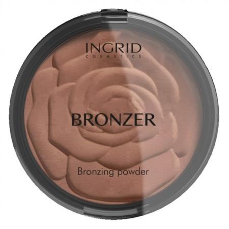 Pudra bronzanta Ingrid Cosmetics HD Beauty Innovation
