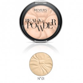Pudra mata Revers Beauty in powder nr. 01