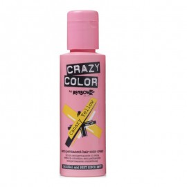 Vopsea de par Crazy Color Canary Yellow 49