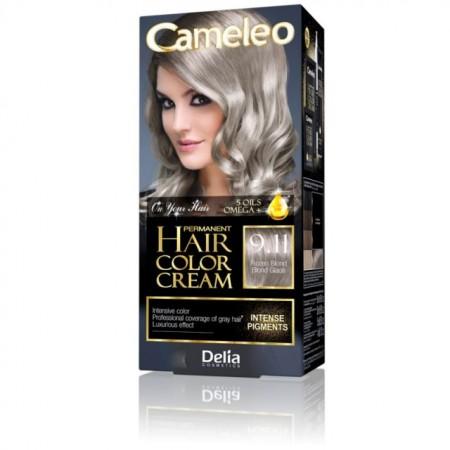 Vopsea de par Delia Cosmetics Cameleo, 9.11 Frozen Blond