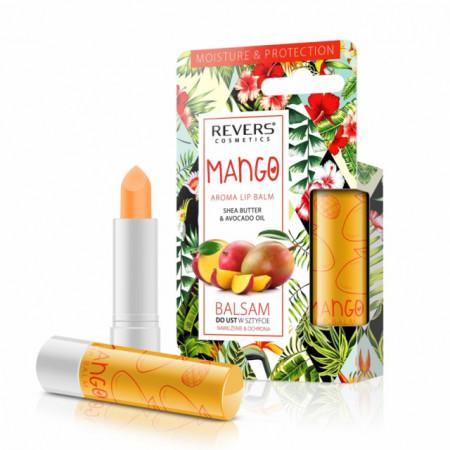 Balsam de buze, Revers, mango