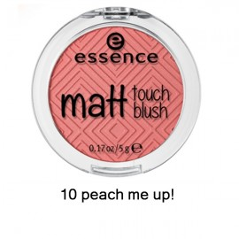 Poze Blush Essence Matt Touch 10 peach me up!