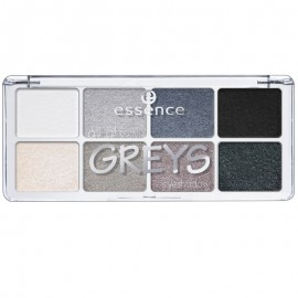 Poze Fard de pleoape Essence All About Eyeshadow 04 greys